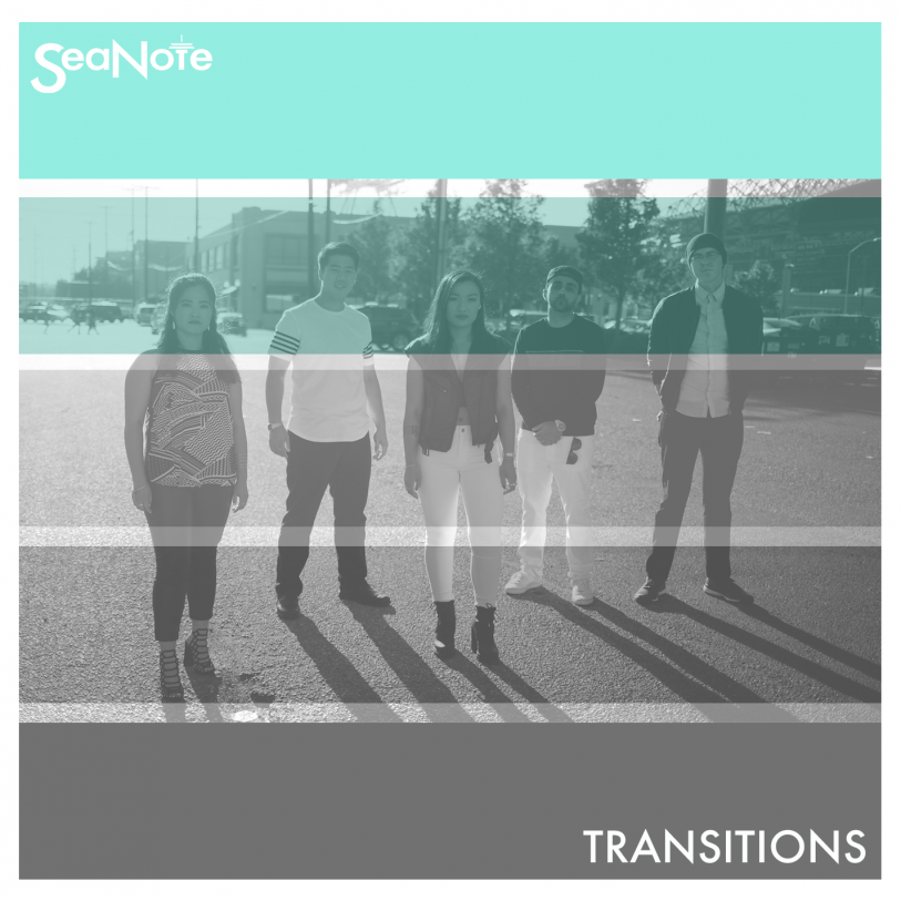 Sea Note Transitions Album Cover